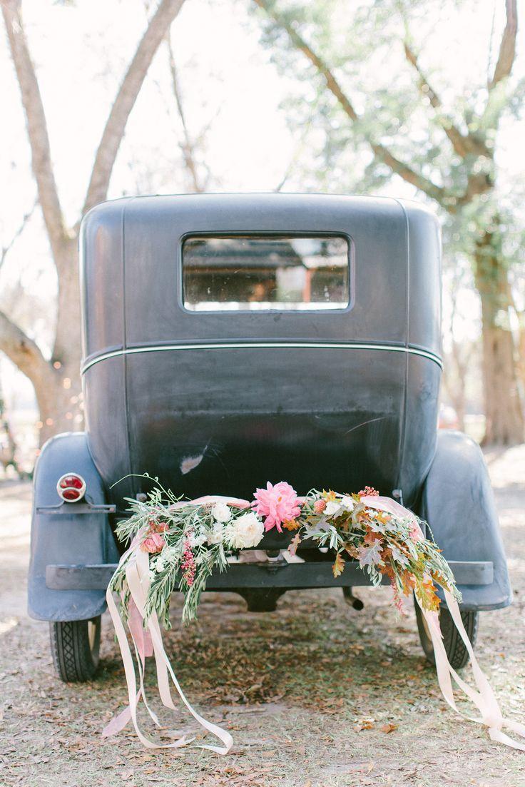 Photography: The Photography Of Haley Sheffield - haleysheffield.com  Read More: http://www.stylemepretty.com/little-black-book-blog/2014/07/22/romantic-savannah-barn-wedding/