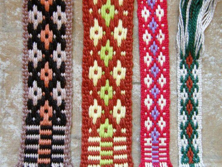 yurt band tutorial inkle backstrap weaving