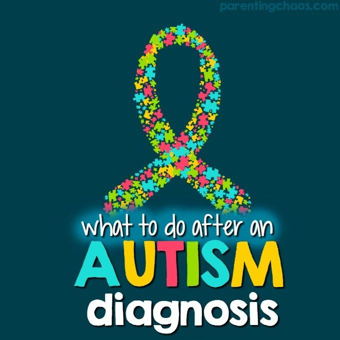 What to Do After an Autism Diagnosis