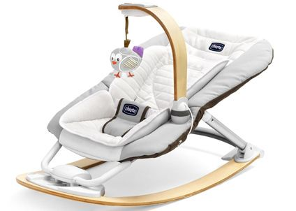 The best baby swings and bouncers - - Chicco I-Feel Rocker - #babycenterknowsgear #pinittowinit