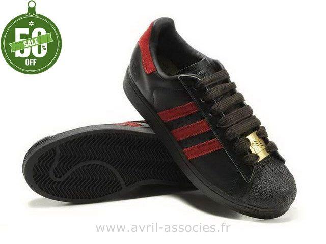 Boutique Adidas Superstar 35e Anniversaire Hommes Or Noir ...