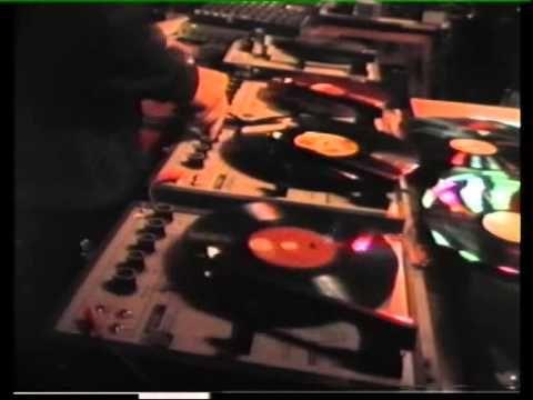 Christian Marclay - live @ Közgáz Jazz Klub 1987 - YouTube