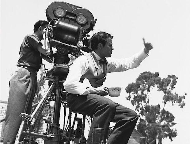 Создание: 25-летний дебютант, эксперименты и прокатный провал / Орсон Уэллс на съемках фильма «Гражданин Кейн»