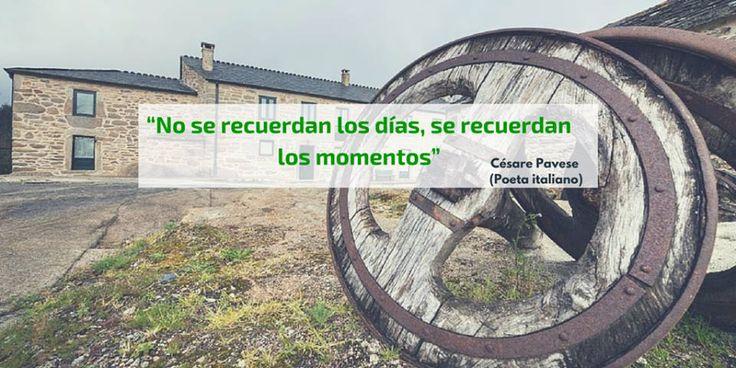 Tu escapada de #findesemana rural se convertirá en un paréntesis perfecto en el corazón de la naturaleza.  Informate en: info@casadoroble.com 600 550 552 #BuenosDías y #FelizMartes http://www.casadoroble.com/ — en Casa do Roble.