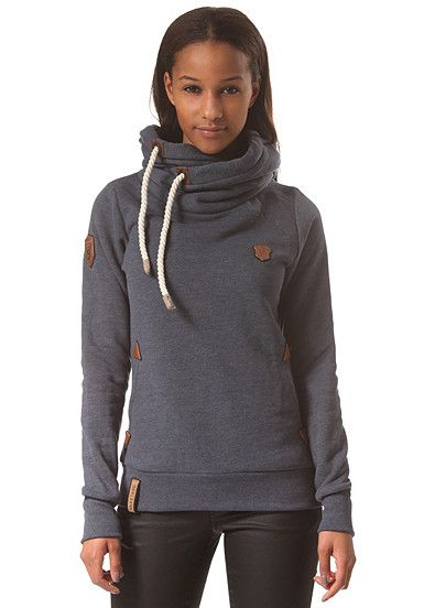 Young #woman in a #hoodie.