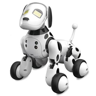 DIMEI 9007A <b>Intelligent RC</b> Robot Dog Toy Gift | Toys | Interactive ...