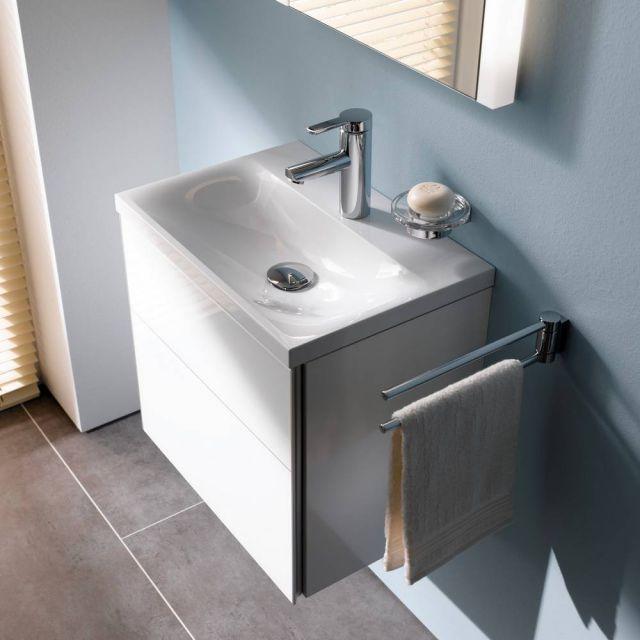 Keuco Royal Reflex Cloakroom Vanity Unit with Basin  #Keuco #bathroom #basin