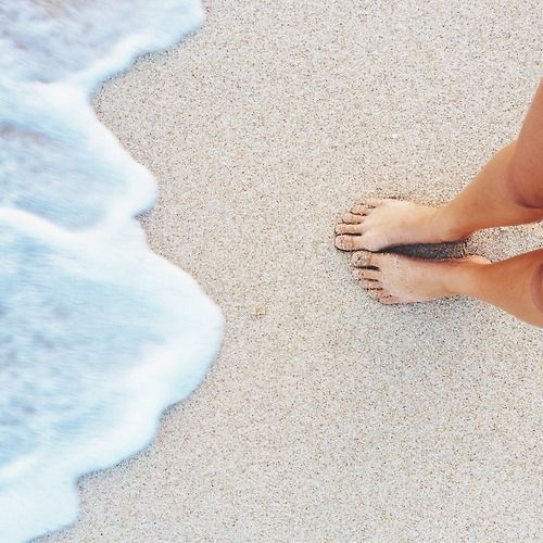 Salty toes | In need of a detox? Get your Teatox on with 10% off using our discount code 'Pinterest10' on www.skinnymetea.com.au X