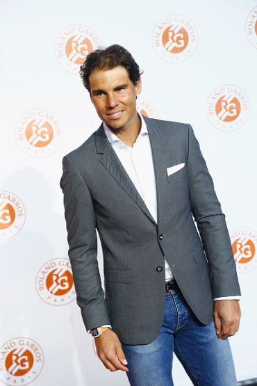 Rafael Nadal Attends 2016 French Open Player Party – Rafael Nadal Fans