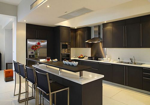 Rectangle Kitchen Design
