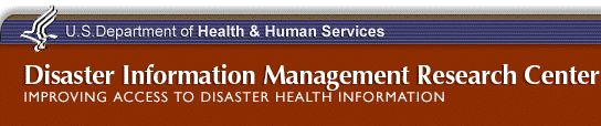 The U.S. Department of Health and Human Services provides a listing of disaster apps and mobile optimized web pages.