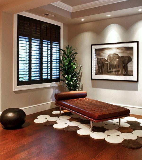 15 Modern Wooden Shutters For A Fancy Home. Contemporary Family RoomsWindow  DesignBlinds DesignFamily Room ...