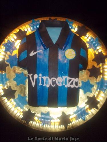Torta Maglia Inter
