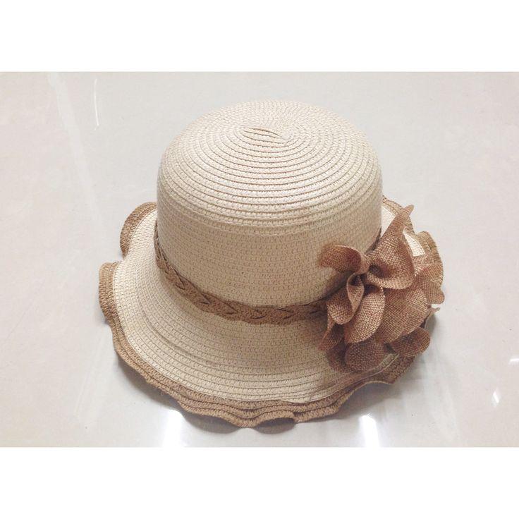 おしゃれな帽子 キャップ ペーパーの帽子 可愛い帽子  ハット  夏ハット  レディース 麦わら帽子 つば広帽子 UVカット 中折れ帽子 バカンス 仕入れ、問屋、メーカー・生産工場・卸売会社一覧