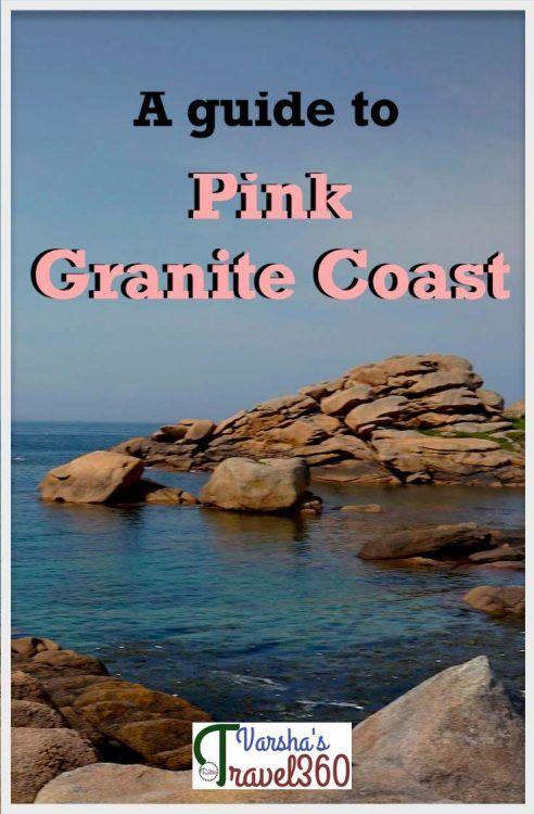 Pink Granite Coast France Travel Travel Packing Tips For Travel