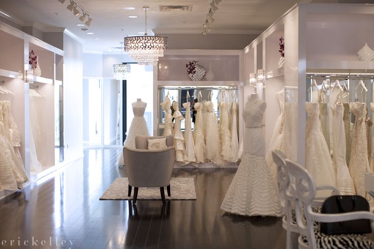 bridal shop all black celing would be great