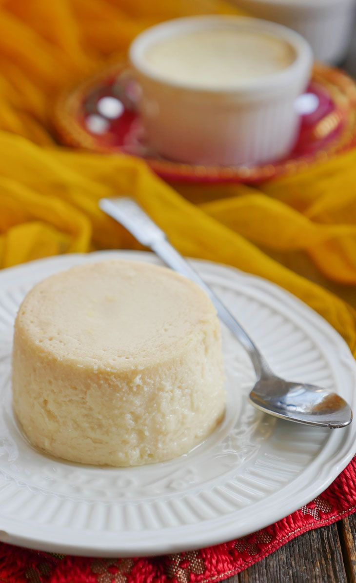 Instant Pot 2-ingredient Cheesecake 1 (14 ounce) can condensed milk (sweetened) 1 cup whole milk full-fat yogurt Oil or butter, for greasing ramekins