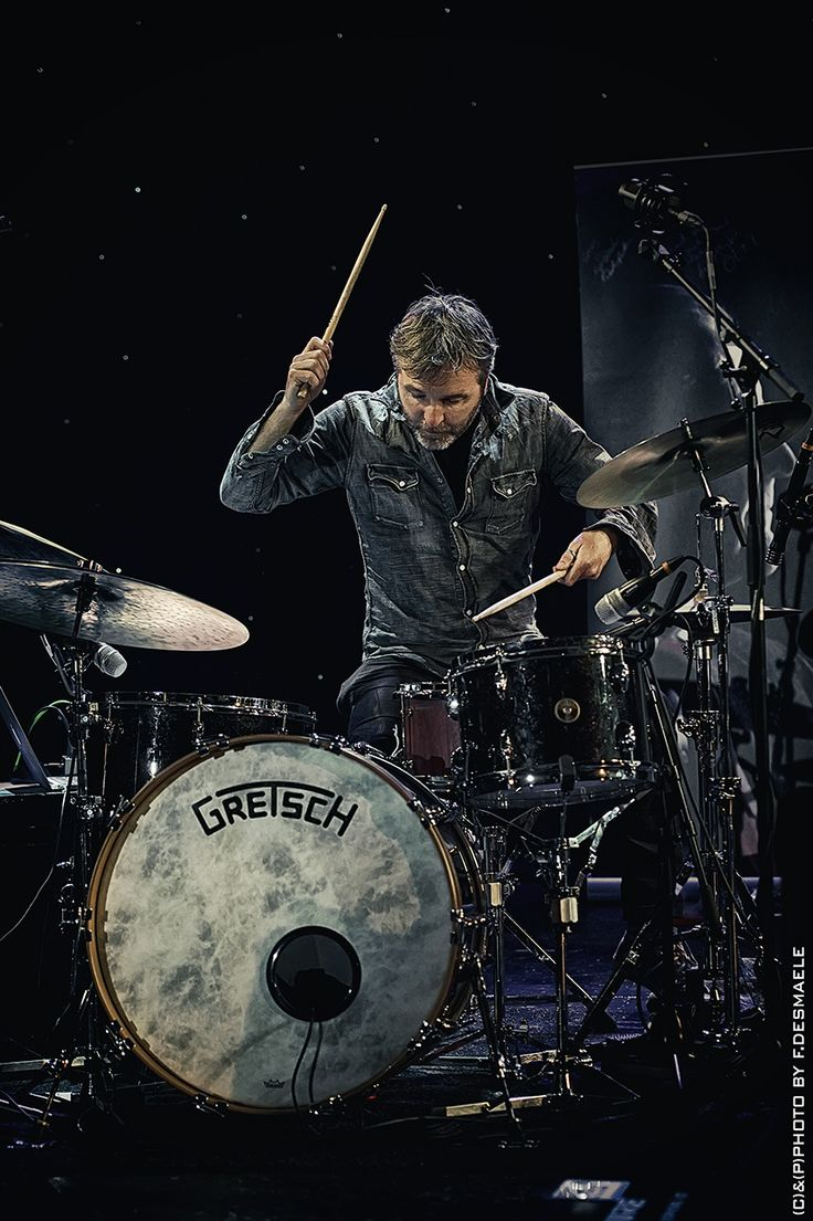 Meet Ash Soan at Musikmesse Drum Camp in Hall 9.0 and learn some skills
