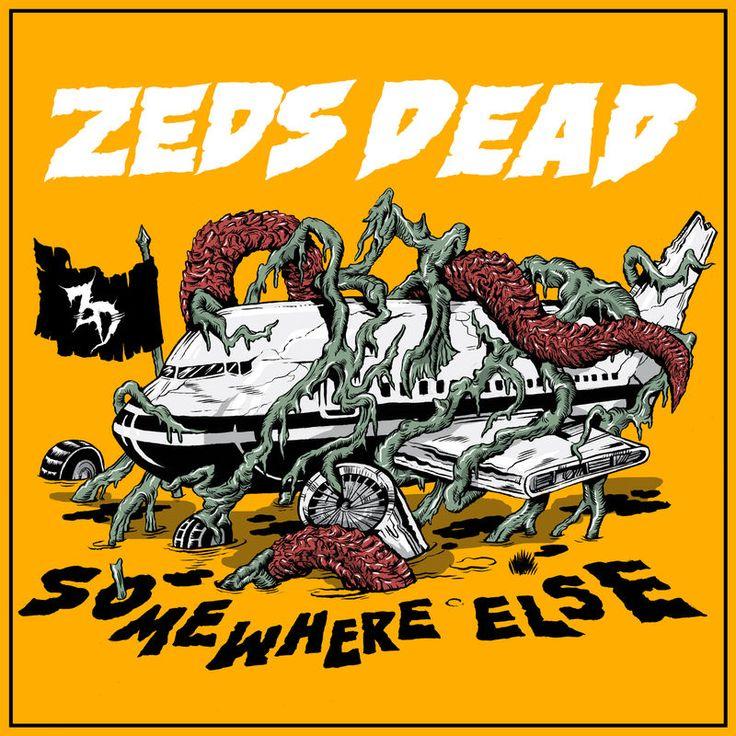 Collapse (feat. Memorecks) by Zeds dead - Somewhere Else