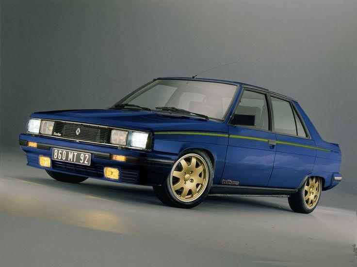 Renault 9 Williams