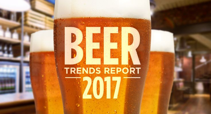 Grab a cold one and find out what's new for brew!
