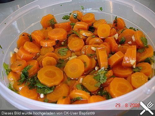 Portugiesischer Karottensalat Salat - Portugal