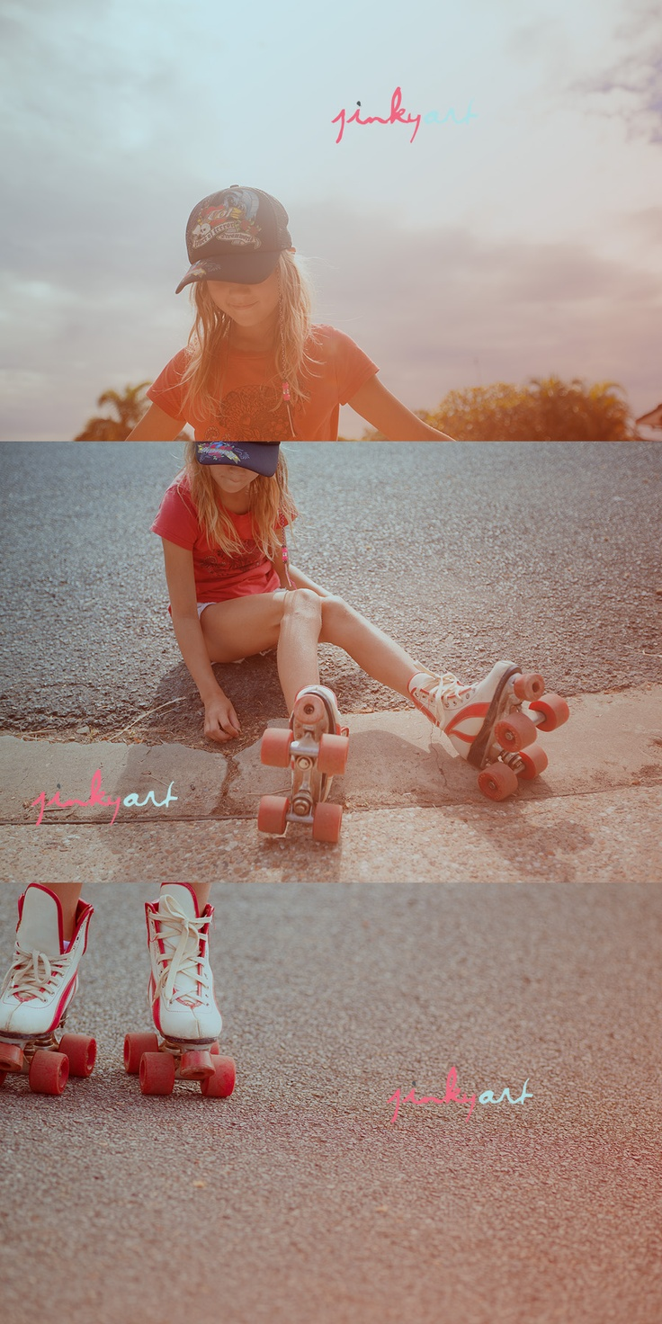 roller skatesPhotos Ideas, Tween Photos Shoots, Rollers Skating, Fun Concept, Concept Photos, Children Photos, Concept Ideas, Photography Ideas, Photography Inspiration