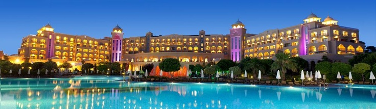 Spice hotel & spa (Belek, Turkije)