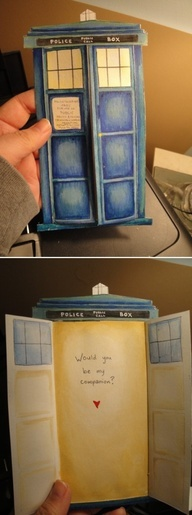 Awesome Dr Who Valentine