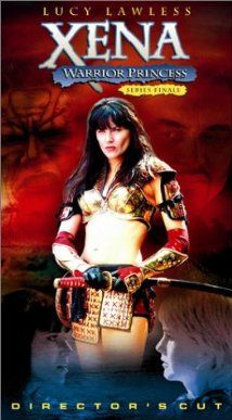 Xena: Warrior Princess (1995) Poster.. reminds me of someone
