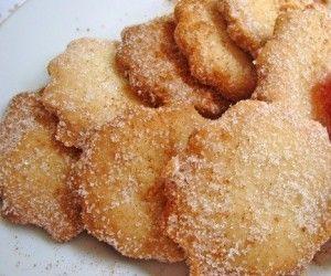 Galletas de Canela y Azúcar - Recetas Judias