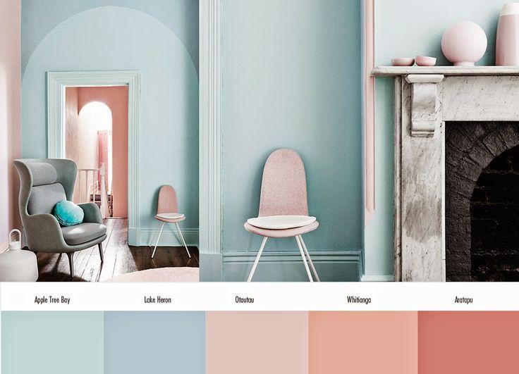 Dulux ecco i colori trend per il 2015 th me chambre for Chambre design danois