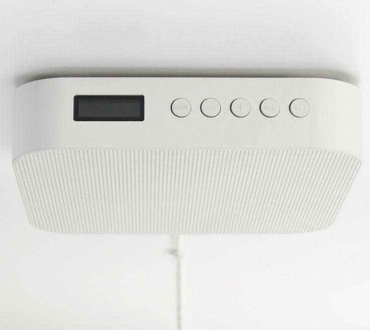 muji wall-mounted bluetooth speaker