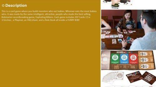 Bears vs Babies- A Card Game From the Creators of Exploding Kittens for Sale http://ift.tt/2Es1lfn  via Tumblr http://ift.tt/2EeHCfV  via Blogger http://ift.tt/2G0BU1w  via Tumblr http://ift.tt/2sfXcX6