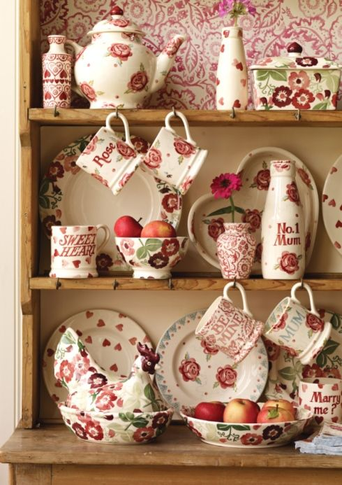 Pottery by Emma Bridgewater – made in Britain