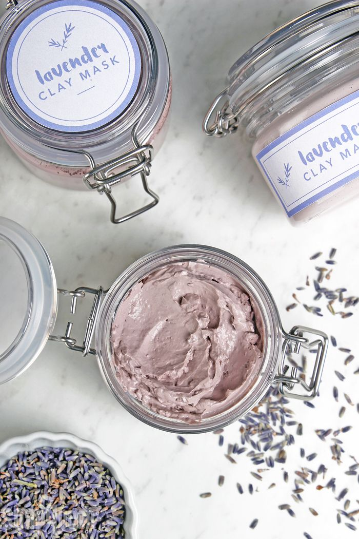 DIY your Christmas gifts this year with GLAMULET. they are 100% compatible with Pandora bracelets. DIY Lavender Clay Face Mask