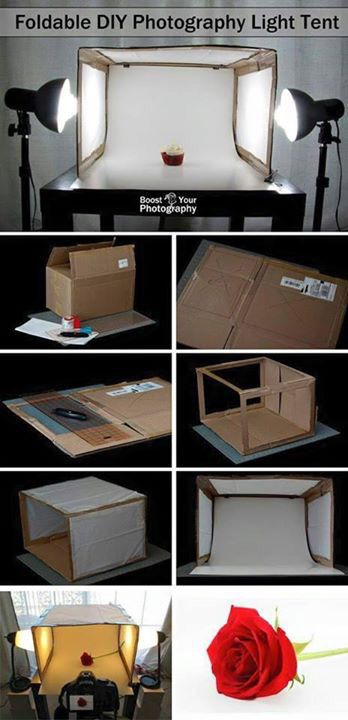 Box photo studio
