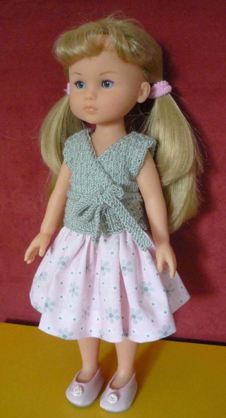 Cache-coeur pour poupée Chérie (Adaptation du modèle de Nathalie du blog « Histoires de Poupées » du 25/05/2016): 1) http://marieetlaines.canalblog.com/archives/2016/08/04/34153354.html 2) http://p1.storage.canalblog.com/14/65/1066432/111916770.pdf