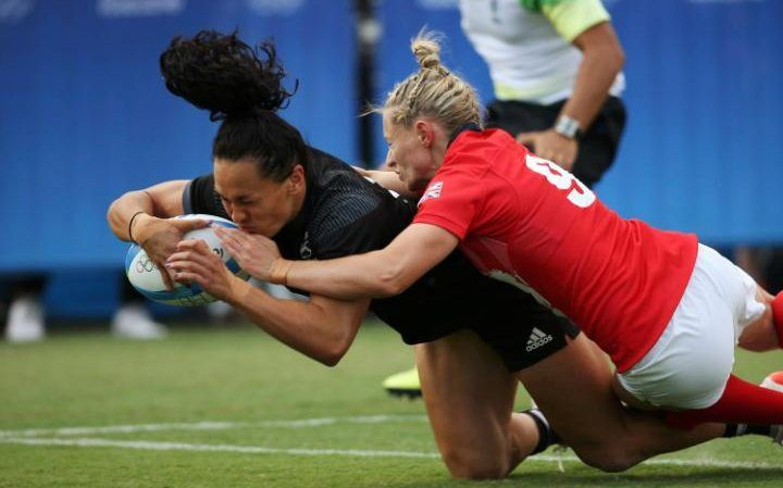 Team GB v New Zealand women's rugby sevens semi-final live - Can GB upset the odds?