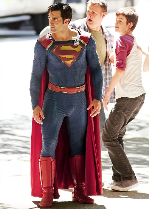 The Superman Suit thread! - Page 9 - The SuperHeroHype Forums