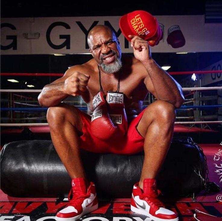 Amazing Shannon Briggs! #heavyweightchamp #letsgochamp #boxing