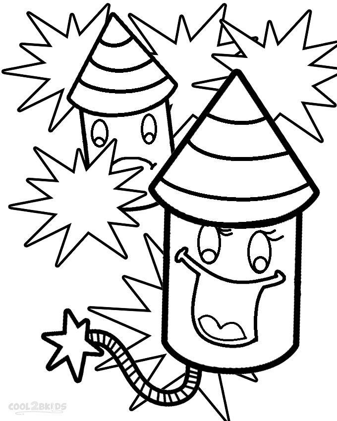 40 best New Year Coloring pages free online images on Pinterest
