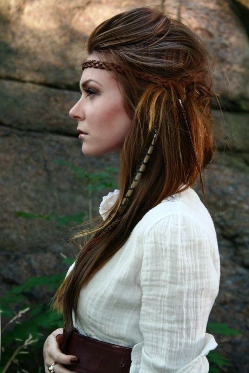 styles of long hair 25 best ideas about hairstyles on 2272 | 9c53d007182698ce02545f252d4626f7 pirate hairstyles gypsy hairstyles