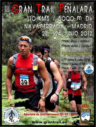 110km de #montana en #Navacerrada, #SierradeGuadarrama #trailrunning
