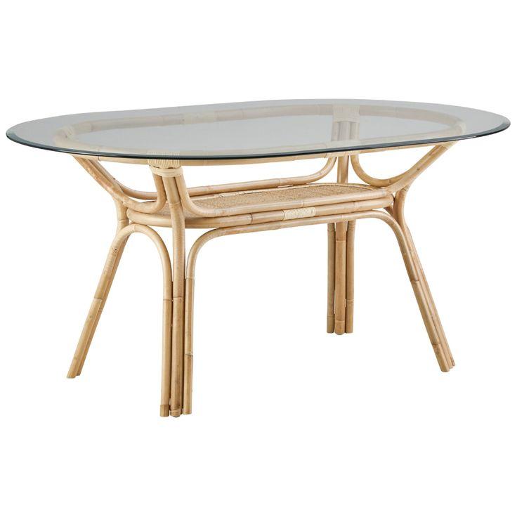 Classic serien från Sika Design består av möbler som funnits sedan 70-talet och 80-talet men som efterfrågas än idag. Möblerna är tidlösa och eftersom dynorna går att byta håller möblerna i generationer. Rottingmöbler är utmärkt för sommarstugor, vinterträdgårdar och inglasade balkonger då rotting hanterar både höga och låga temperaturer. Glasskiva med fasad kant ingår. Mått: …