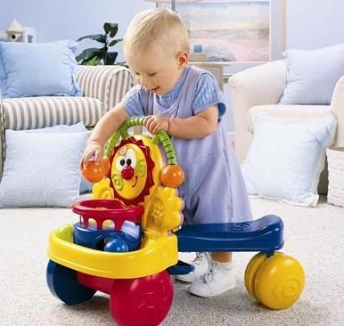 Развитие ребенка в 9-10 месяцев (десятый месяц жизни)