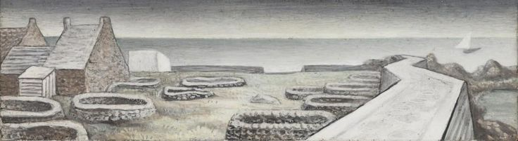 Jan Zrzavý (1890 – 1977), Bretagne (1935)