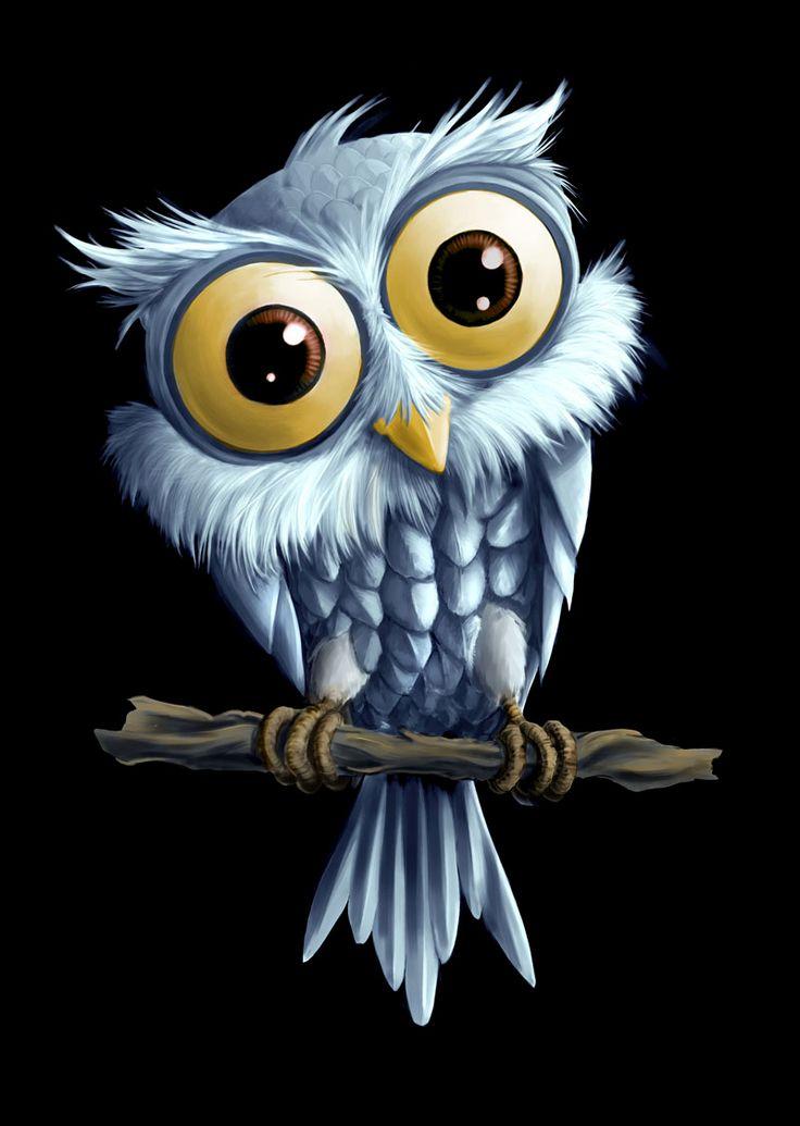 'Owl' by prbardin
