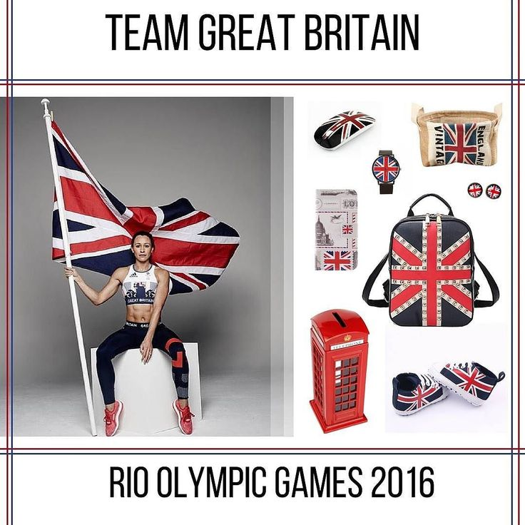 Are you all about team Great Britain in the upcoming Olympic games?  Visit blog.wish.com for an update on the team plus a healthy dose of our favorite British swag from the WishApp! #JessicaEnnisHill #teamGB #rio2016 #WishApp