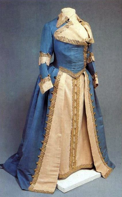 A Military Frock for Catherine the Great